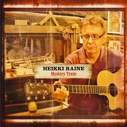 Heikki Raine - Mystery Train CD